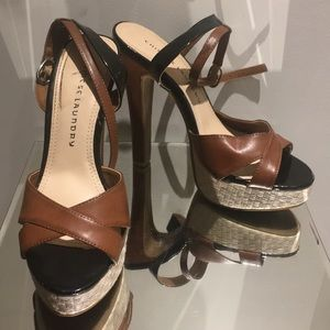 Chinese Laundry super high heels